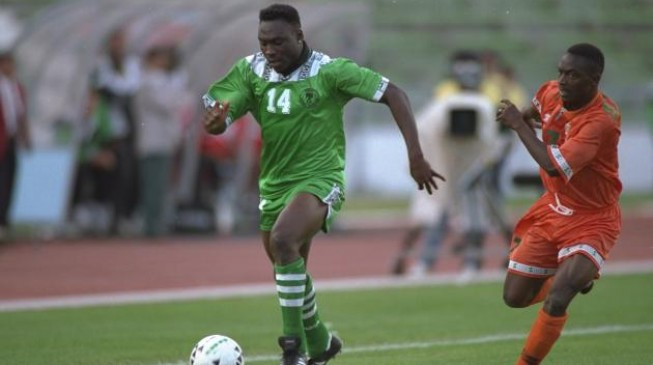 Amokachi: Missing 1992 AFCON shaped my football career