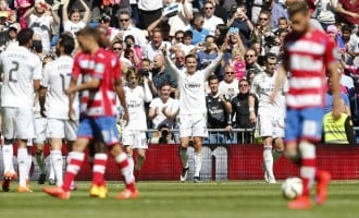 Ronaldo thanks fans after 'five-goal' performance