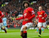 United crush City in Manchester derby