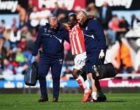 Moses out for 'few weeks'