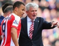 'Emotional' Odemwingie returns to first team action