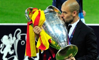 UCL: Guardiola returns to Camp Nou