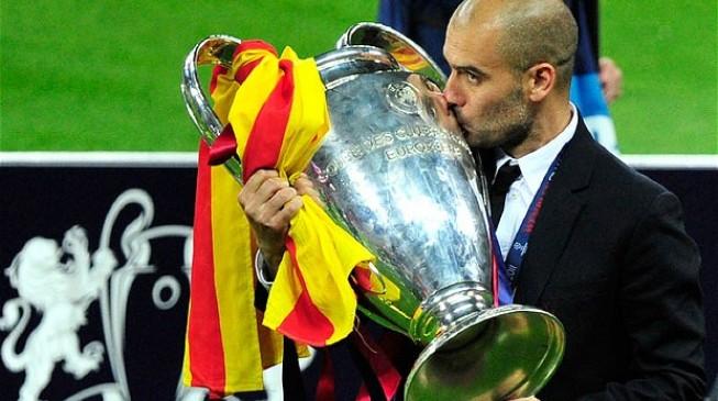 UCL: Guardiola returns to Camp Nou