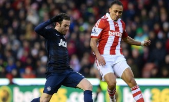 Stoke's chairman still has faith in Odemwingie