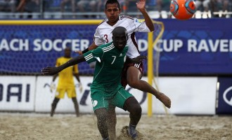Sand Eagles captain seeks pound of flesh against Senegal