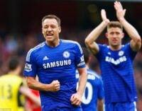 Chelsea edge closer to Premier League title