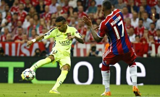 Barcelona advance to Champions League final