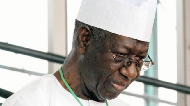 Edo PDP: Oshiomhole never reconciled with Anenih