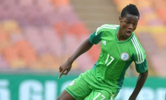 Flying Eagles wrap up German tour with another convincing win