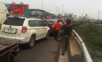 NUPENG: Traffic jams in Lagos won't end anytime soon