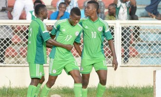 Flying Eagles coach names 30 for camping in Germany