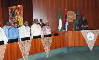 Probing my administration alone will amount to witch-hunting, says Jonathan