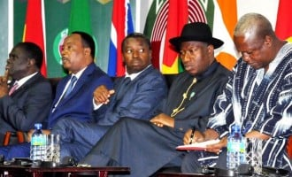 Jonathan's name 'special in Nigeria's history'