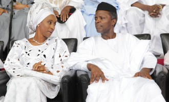 Osinbajo off to UAE for vacation