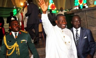 Nigerians want good governance, says Jonathan