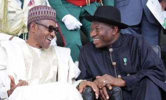 Buhari: I received only two SUVs from Jonathan