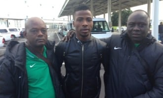 Flying Eagles land in New Zealand after 25-hour flight