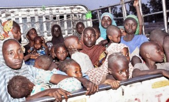 Troops 'rescue' 801 from Boko Haram victims in 2 weeks
