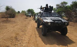 Troops dislodge Boko Haram fighters, seize arms