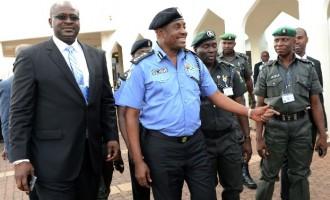 IG fires 50 'corrupt' police officers