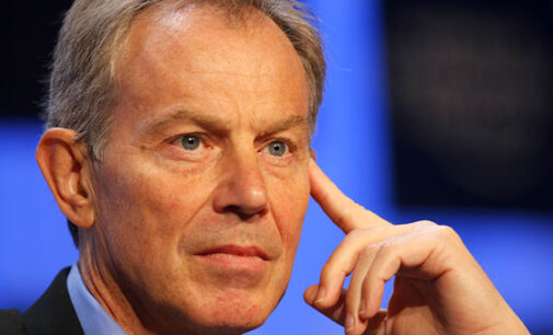 Britain is in a mess, says Tony Blair on Brexit