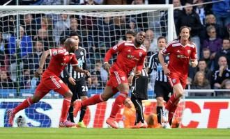 Anichebe: When I play well West Brom play well