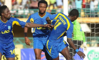CAF set Wolves against Leopards in Confed Cup