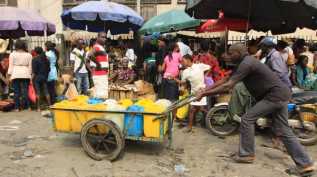 Water and sanitation 'getting worse' as population of Lagos increases