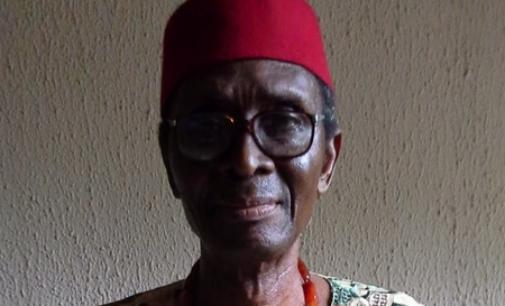 Zik's first son, Chukwuma, dies at 75
