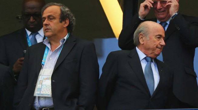 FIFA will lack credibility if Blatter remains, says Platini