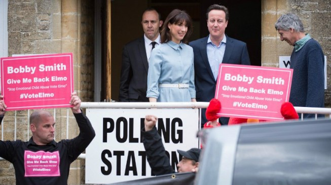 IT glitches in East London, Dorset, but UK polls proceed