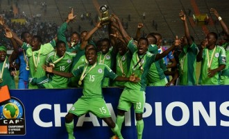 We're ready to take on the world, says Flying Eagles captain