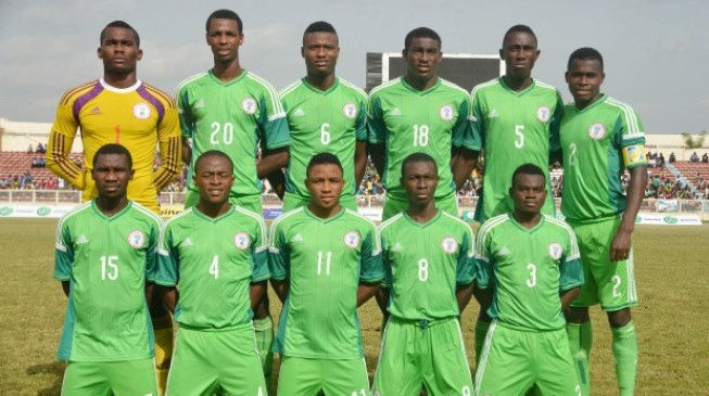 Flying Eagles depart Abuja for Khartoum