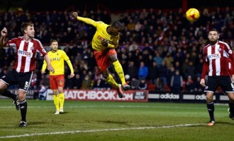 Ighalo: I want to play in the Premier League