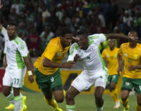 Nigeria has players but no team, says Weah