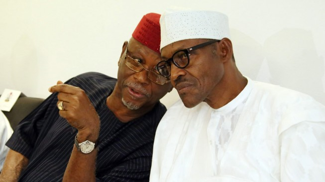 Oyegun on APC government: Make no mistake about it, the days ahead will be tough