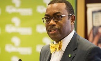 Adesina to use AfDB in building 'a new Africa'