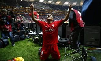 Sevilla retain Europa League
