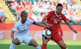 Canada, New Zealand defy lightning to end their battle goalless