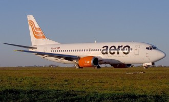 120 escape death mid-air in 'faulty' Aero aircraft