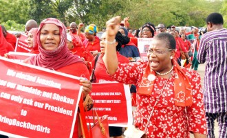BBOG seeks audience with Buhari on abducted Chibok girls