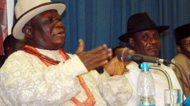 Edwin Clark to Obasanjo: Say the truth on restructuring or keep quiet