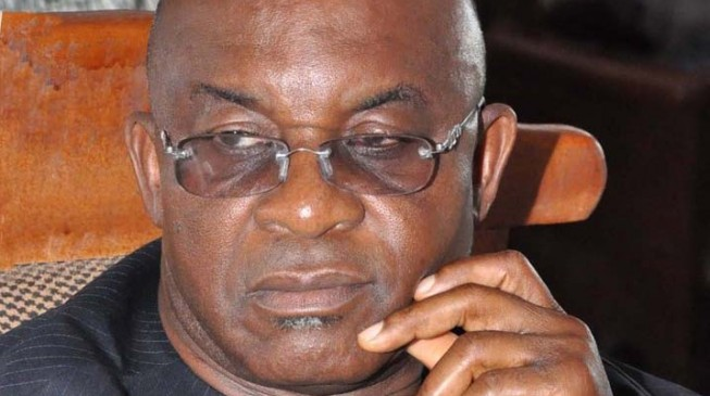 Fire guts part of David Mark's residence in Benue
