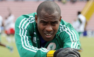 Enyeama: Akpabio made me not to quit Super Eagles