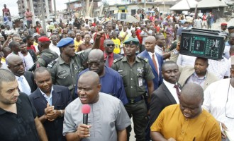 Wike orders contractors to resume abandoned projects