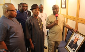 Wike restores Omeha's rights as former governor