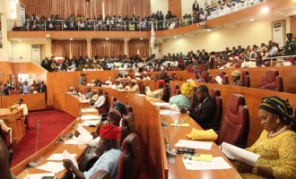 Lagos assembly passes N1.168trn 2020 budget