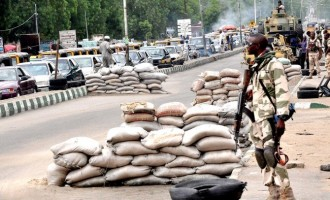 Buhari orders removal of military checkpoints