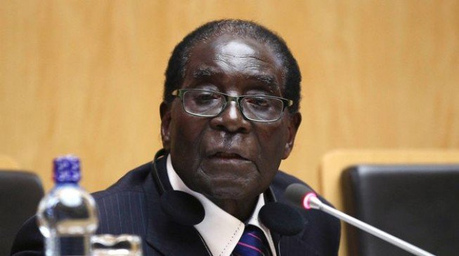 Mugabe delivers wrong speech in parliament