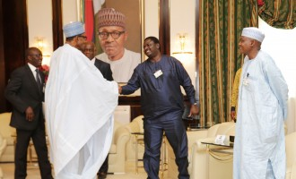 Not Bakare, not Fela Durotoye… meet the men who will deny Buhari a 2nd term